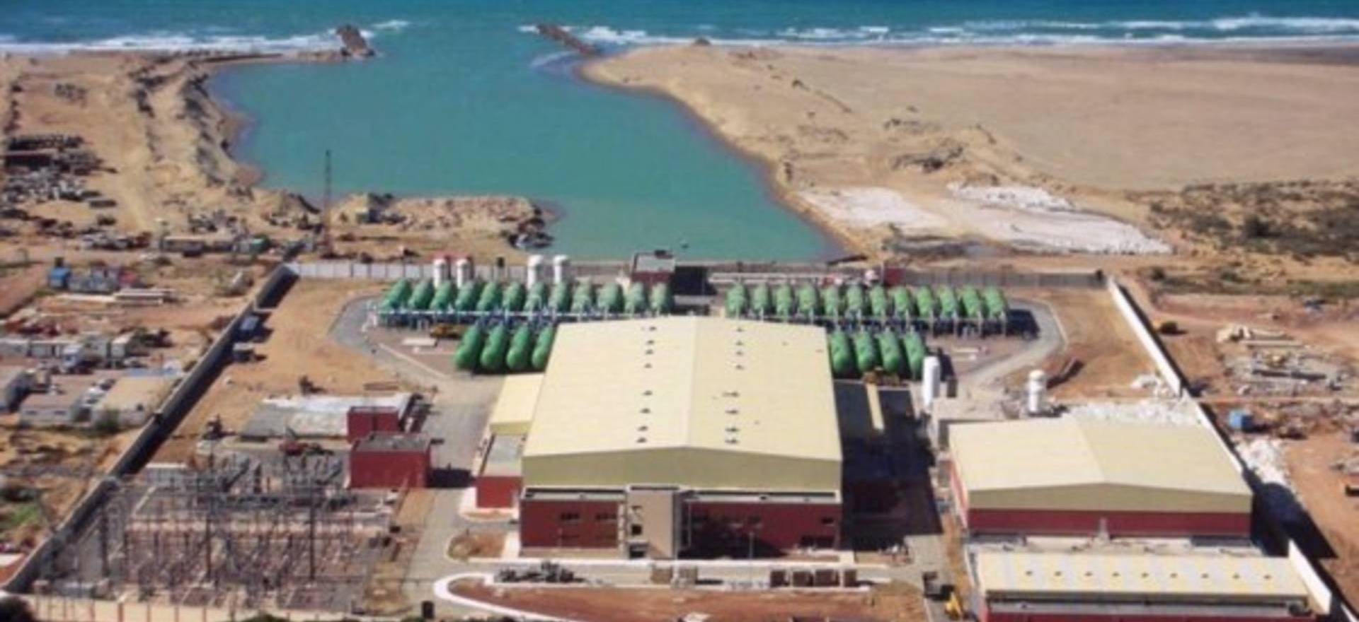 Desalination Plant expansion in Mostaganem -Algeria- (2019-20)