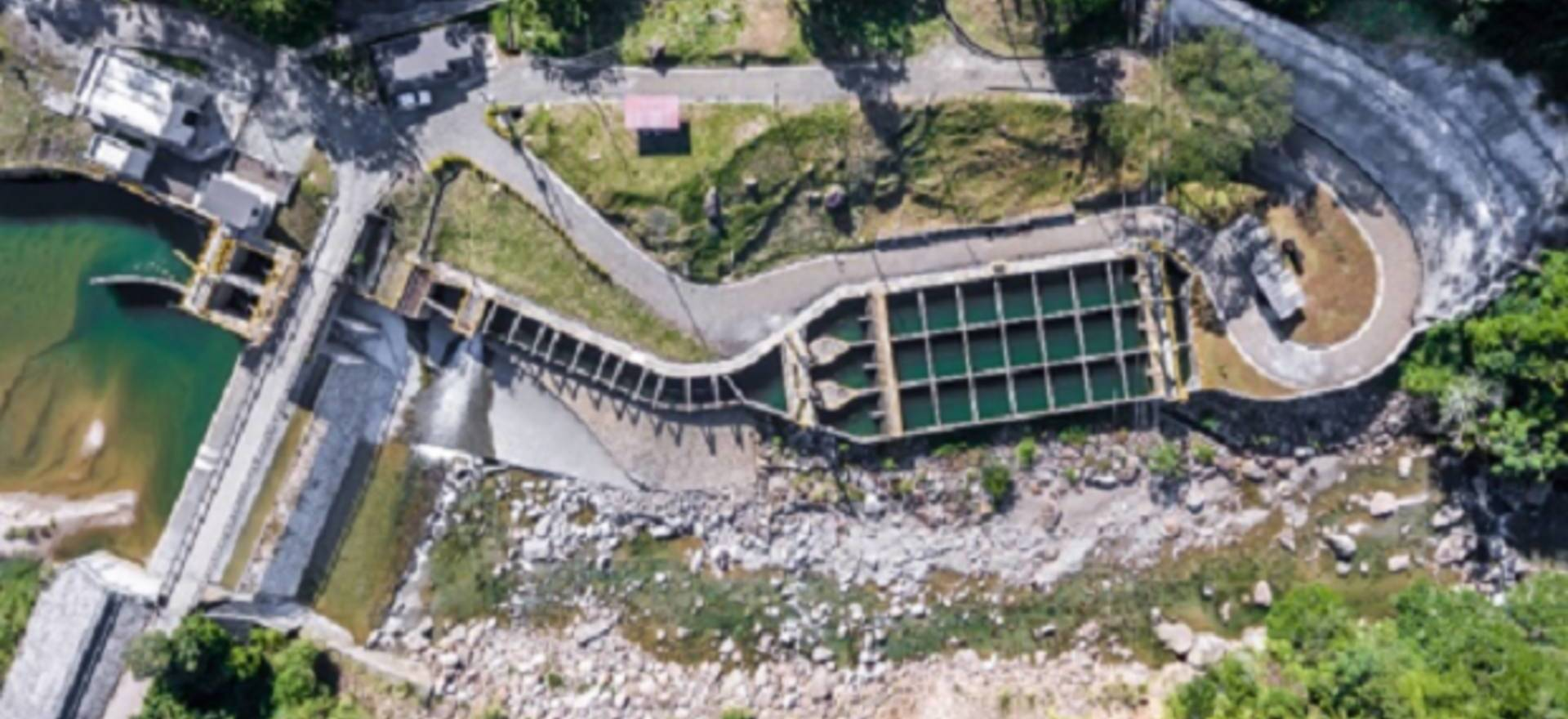 Barroso hydroelectric power station